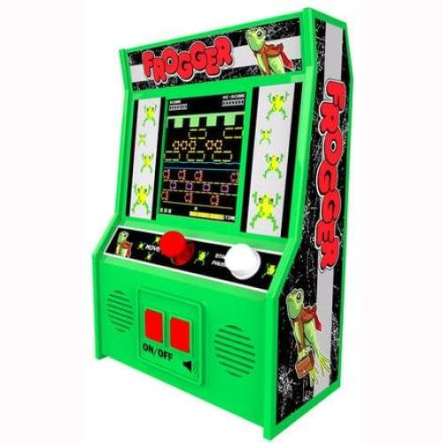 Arcade Classic Frogger Game Toys $26.99