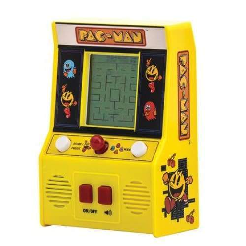 Arcade Classic Pac-man Game Toys $26.99