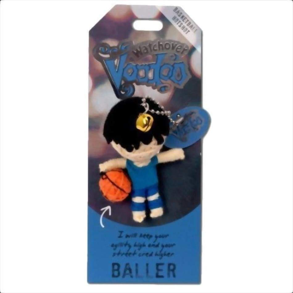 Baller Watchover Voodoo Doll Gifts $10.99