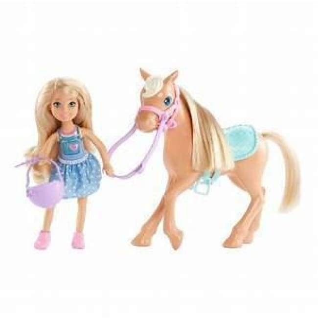 Barbie Chelsea Pony Toys $28.99