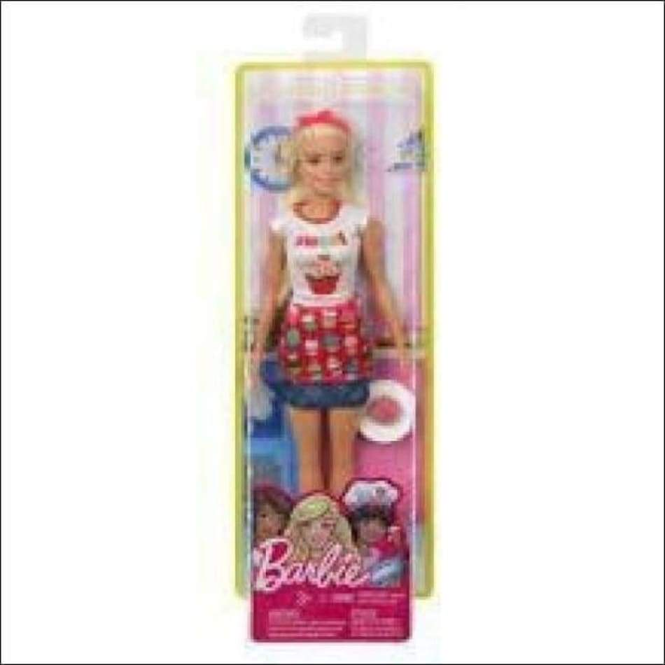 Barbie Non Features Toys $18.99