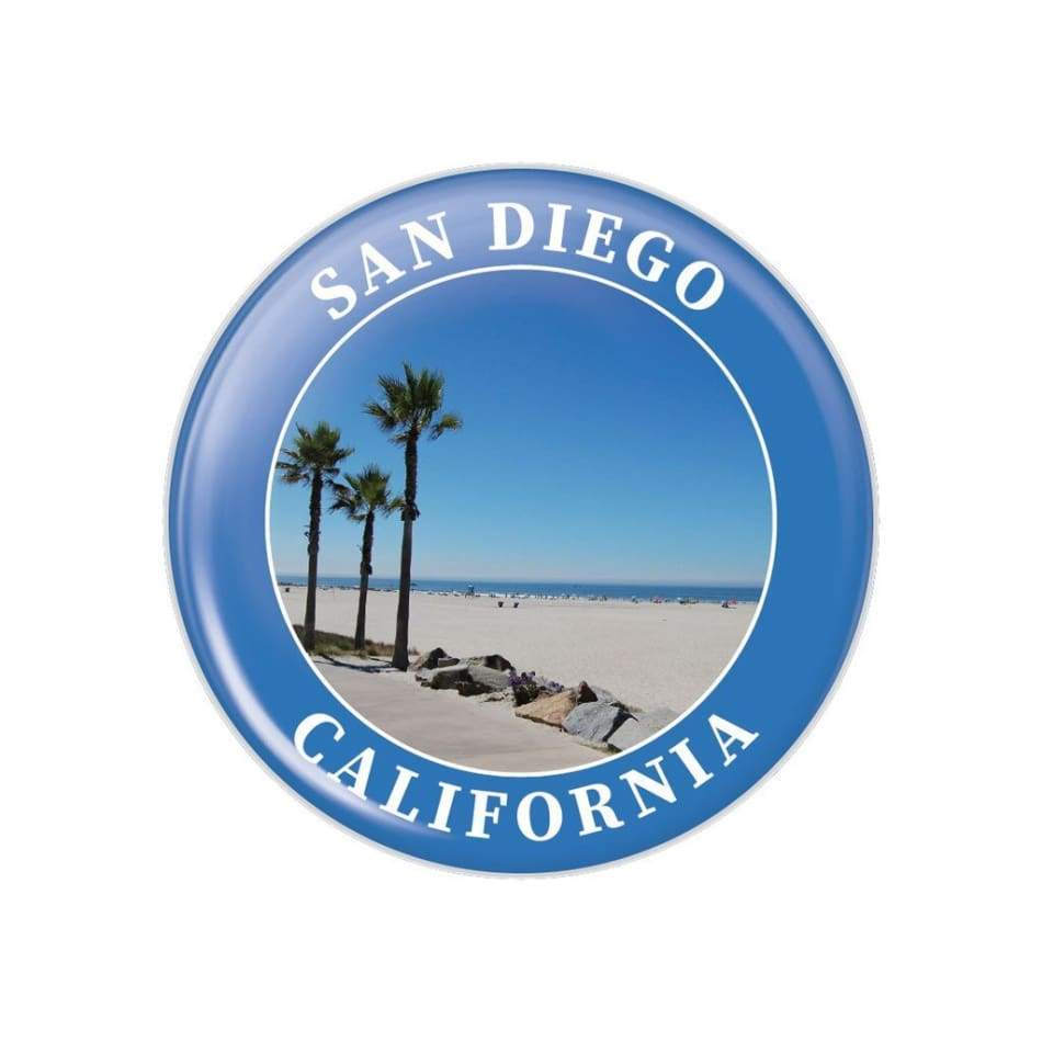 Beachin Buttons San Diego General Merchandise $2.99
