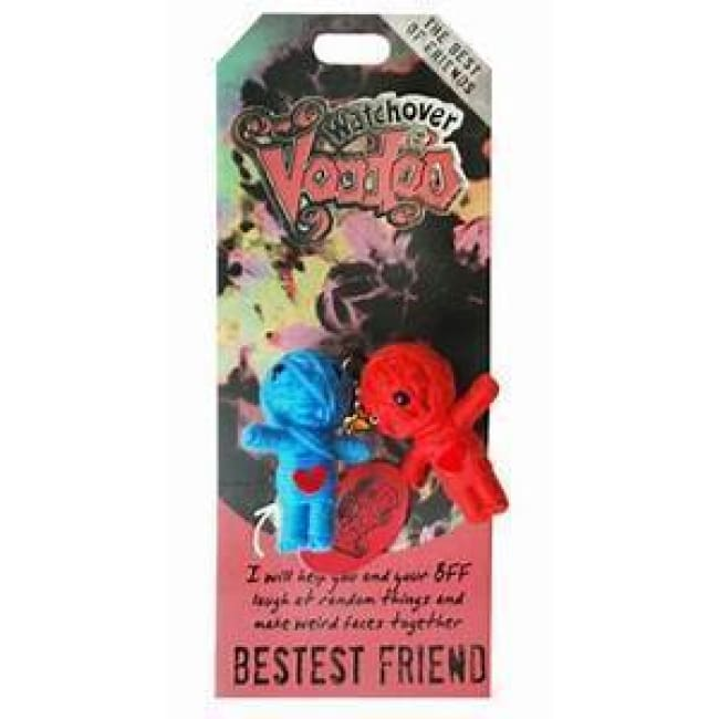 Bestest Friend Watchover Voodoo Doll Gifts $10.99