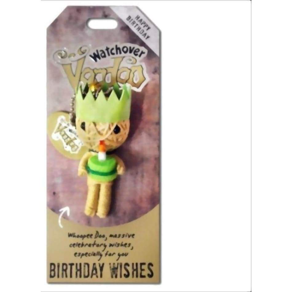 Birthday Wishes Watchover Voodoo Doll Gifts $10.99