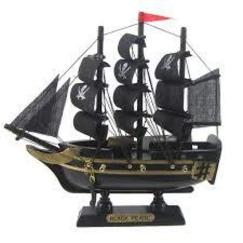 Black Pearl Pirate Ship 6 Home & Decor $14.99
