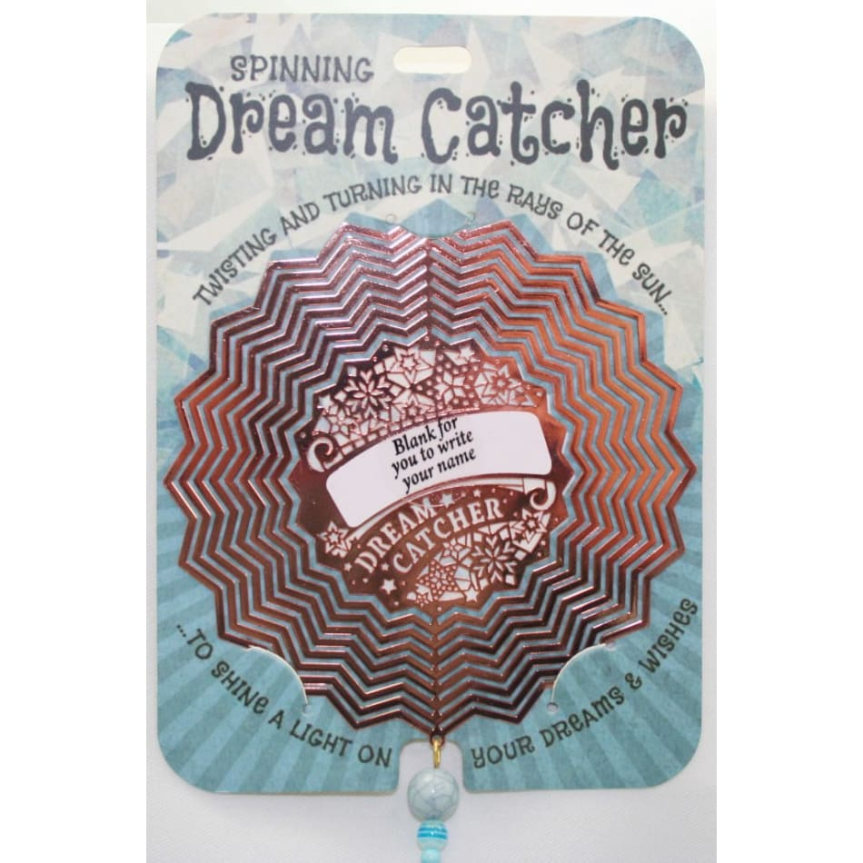 Blank Blue Dream Catcher Gifts $6.99