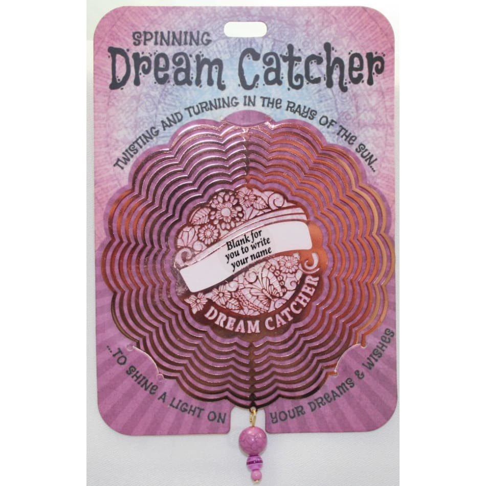 Blank Pink Dream Catcher Gifts $6.99