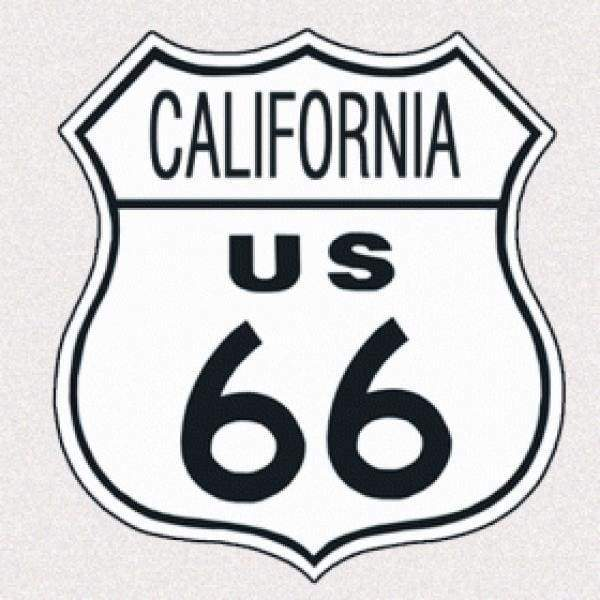 California US Route 66 Classic Tin Sign Home & Decor $14.99