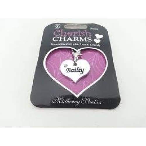 Cherish Charms Bailey General Merchandise $6.99