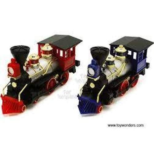 Classic Locomotive 7 Die Cast Toys $9.99