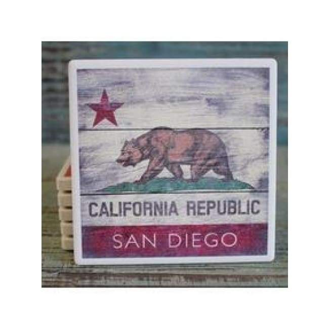 Coaster By Lantern California Republic Gifts $5.99