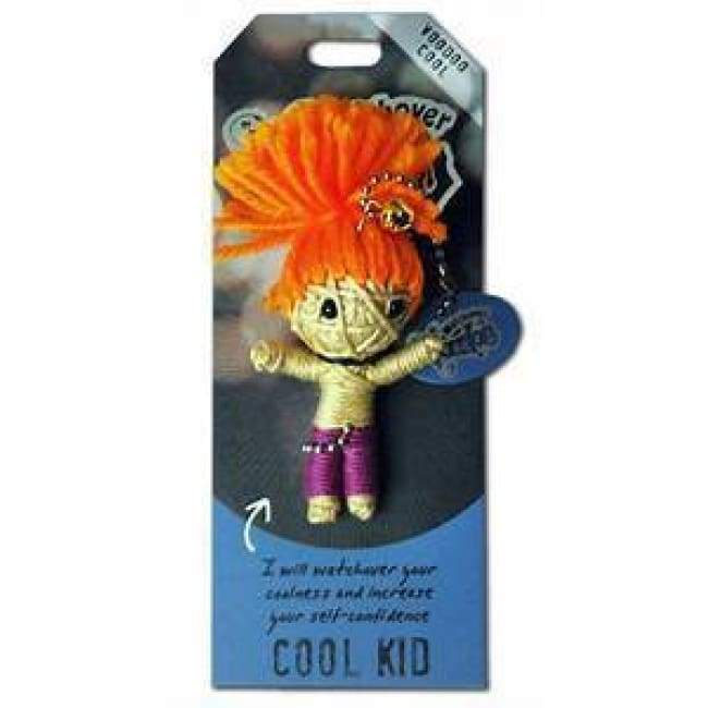 Cool Kid Watchover Voodoo Doll Gifts $10.99