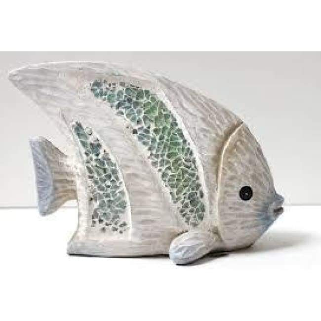 Crushed Glass Angelfish 6 Home & Decor $14.99