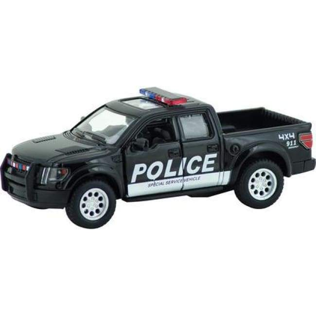 DC Raptor Fire-Police Rescue Toys $11.95