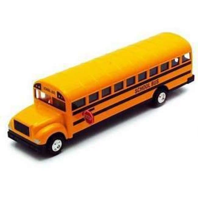 Die-Cast School Buss Toys $9.99