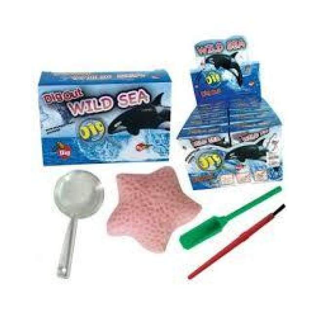 Dig Out Wild Sea Toys $6.99