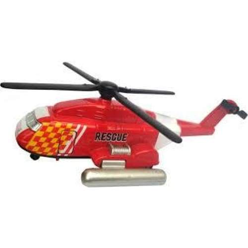 Dragon Fly Helicopter Rescue Die Cast Toys $11.99