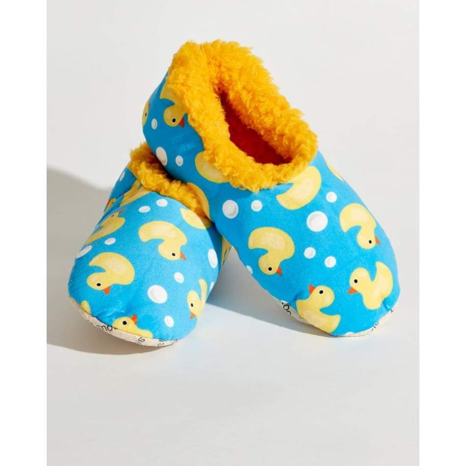 Duckies Snoozies Slippers Foot Covering For Womens Footwear $9.99