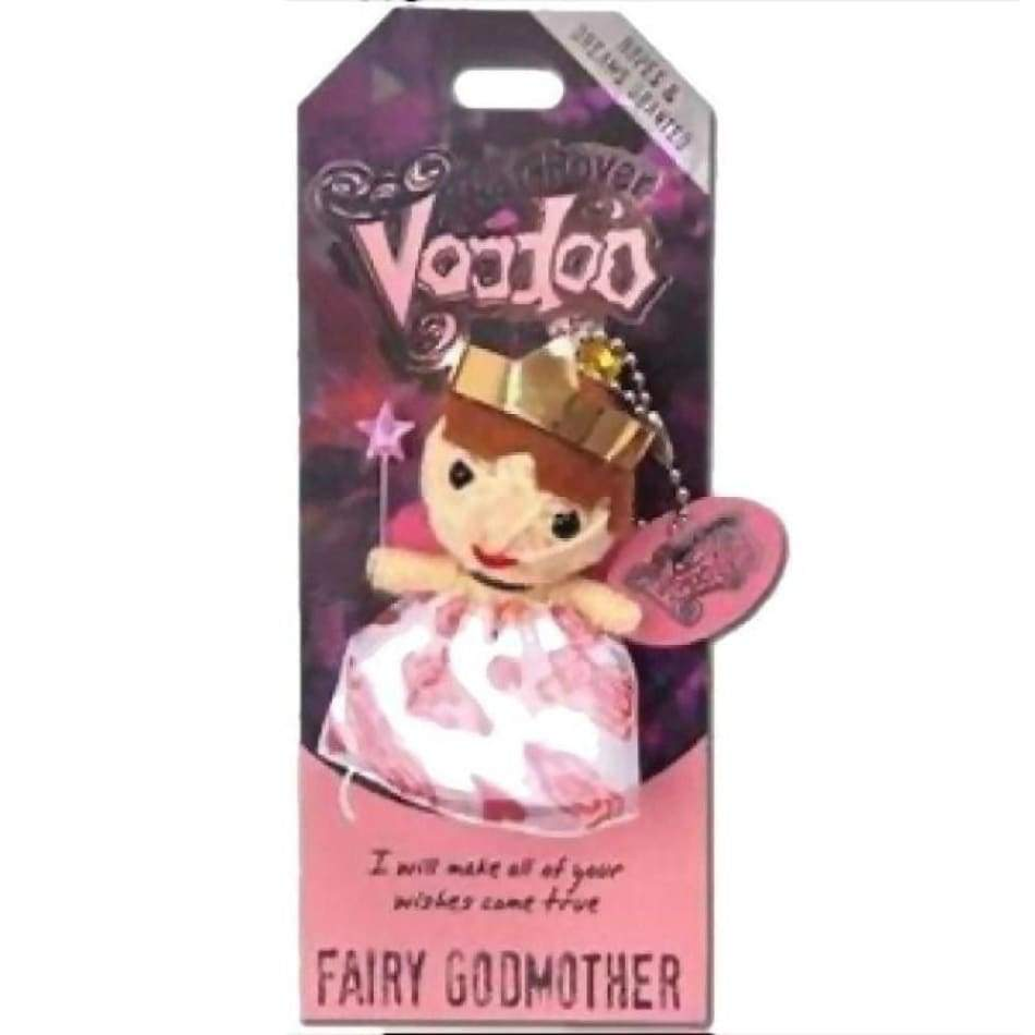 Fairy Godmother Watchover Voodoo Doll Gifts $10.99