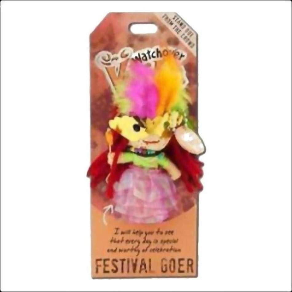 Festival Goer Watchover Voodoo Doll Gifts $10.99