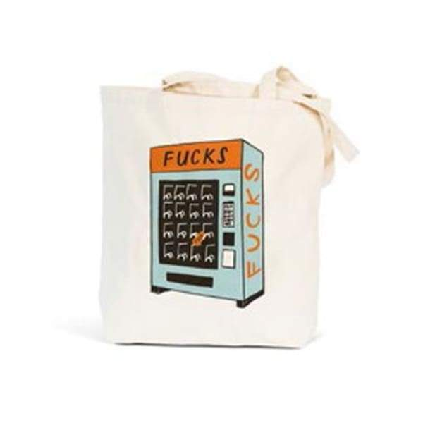 Fuck Vending Tote Bag General Merchandise $24.99