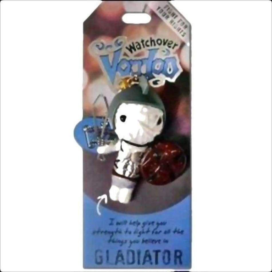 Gladiator Watchover Voodoo Doll Gifts $10.99