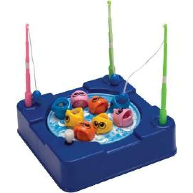 Gone Fishing Wind Up Game Toys $6.99