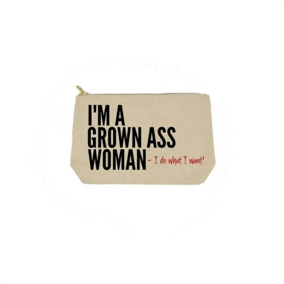 Grown Ass Woman Small Bag General Merchandise $16.99