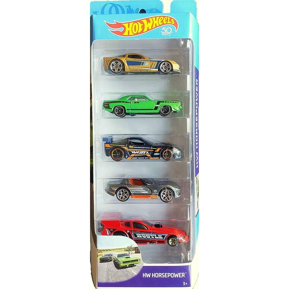Hot Wheels 5 cars Giftpack Toys $12.99
