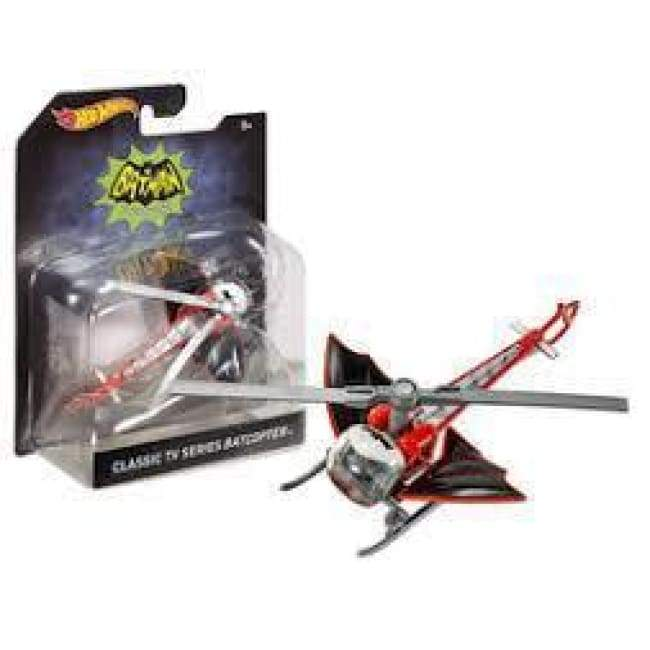 Hot Wheels Justice League Batcopter Toys $14.99