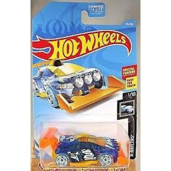 Hot Wheels X-Raycers - 10 to collect Toys $3.99