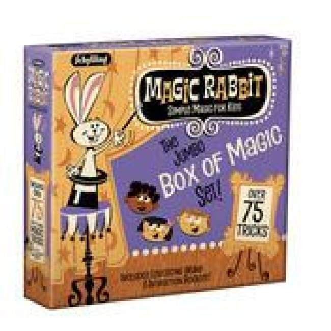 Jumbo Box Of Magic Tricks Toys $15.99