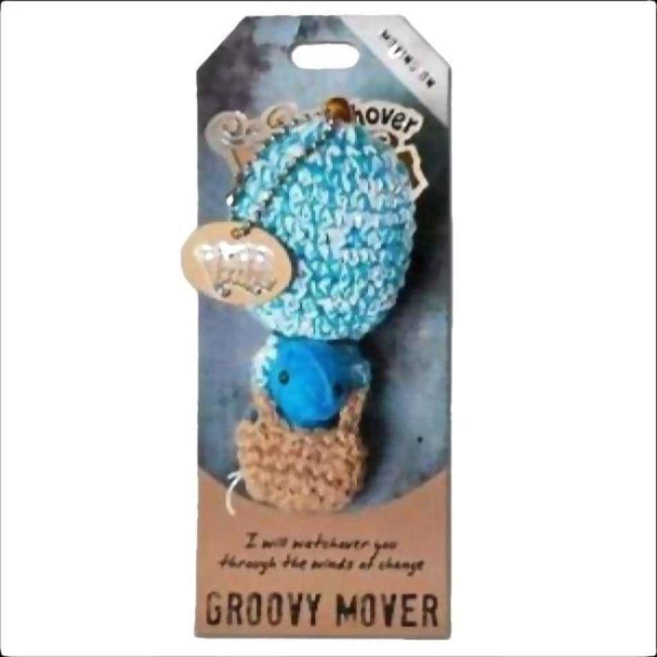L Groovy Mover Watchover Voodoo Doll Gifts $10.99