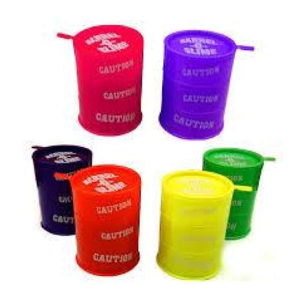 Large Barrel O Slime Toys $4.99
