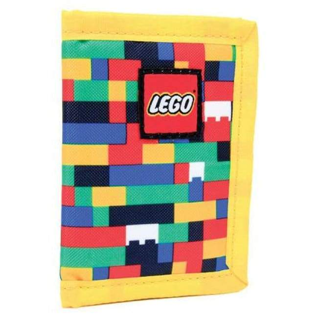 Lego Brick Wallet General Merchandise $11.95