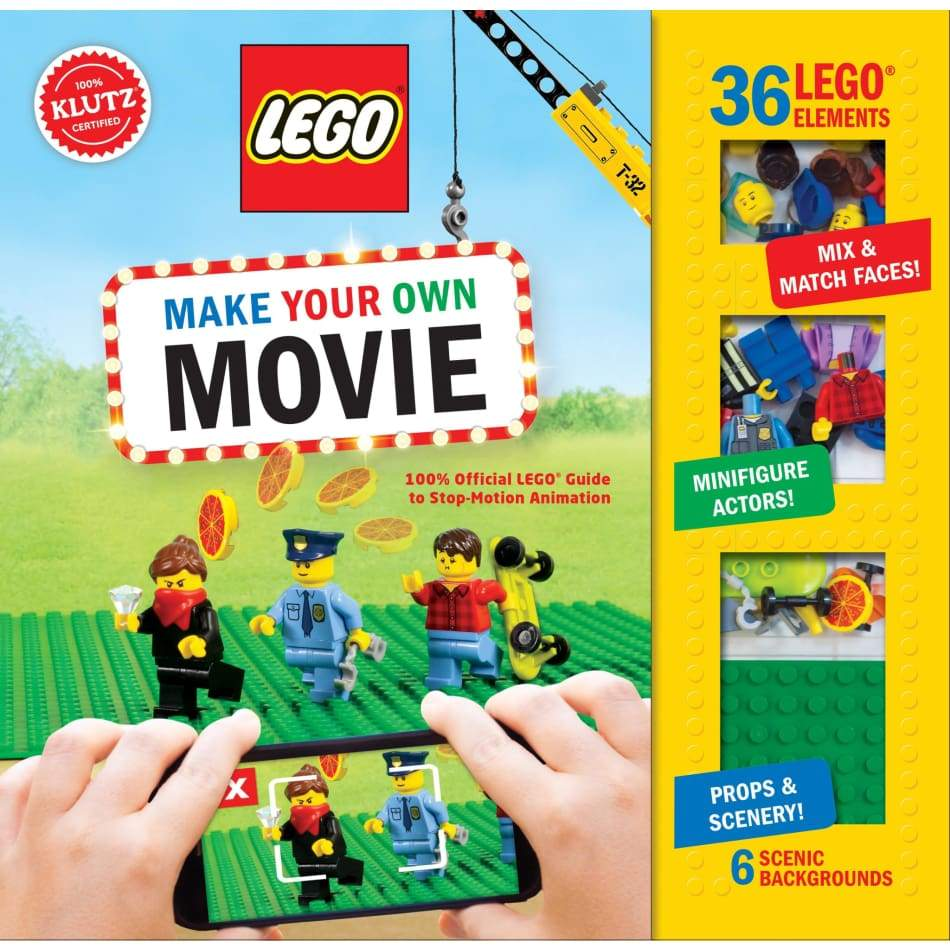 Lego Make Your Own Movie Toys $29.99