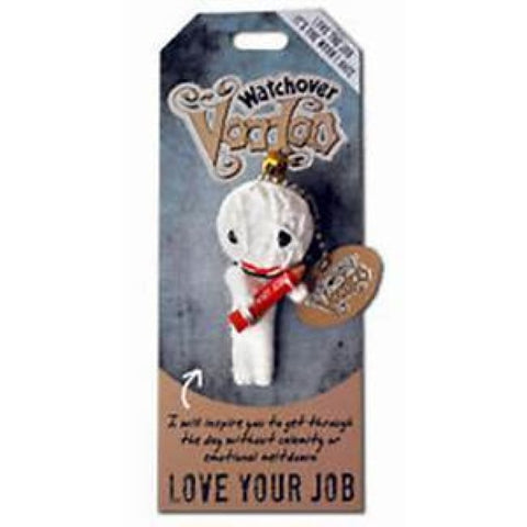 Love Your Job Watchover Voodoo Doll Gifts $8.99 10% off