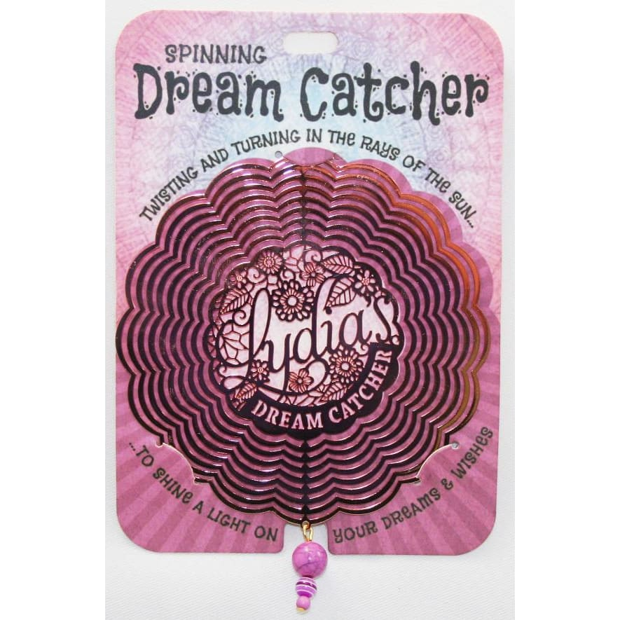 Lydia Dream Catcher Gifts $6.99