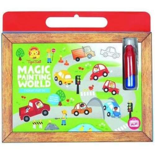 Magic Painting World Things That Go Toys $9.99