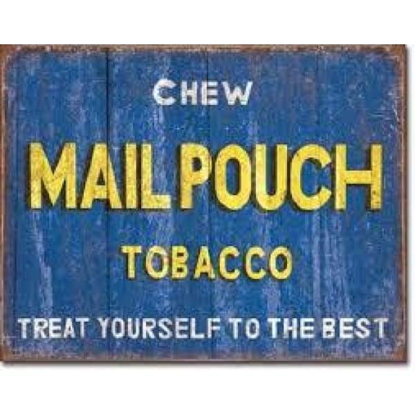 Mailpouch Tobacco Tin Sign Home & Decor $11.95