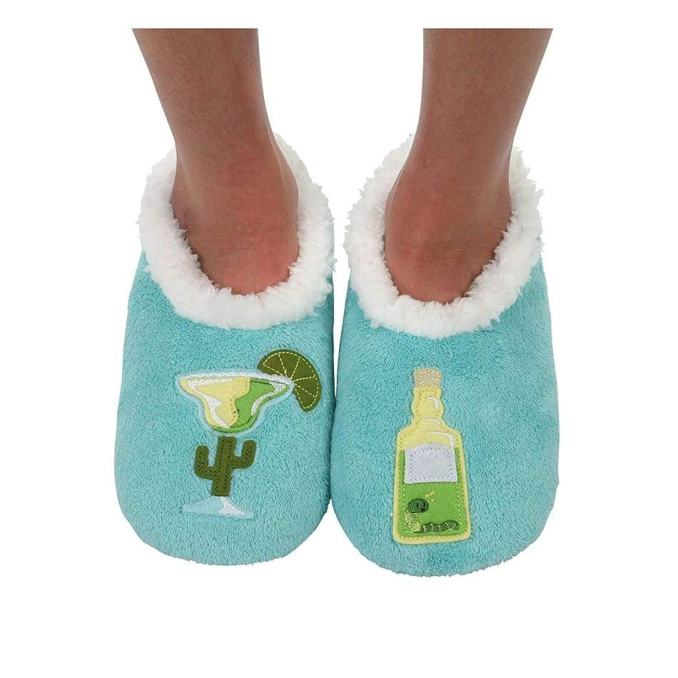 Margarita Cocktail Hour Slippers Foot Covering For Womens Footwear $14.99