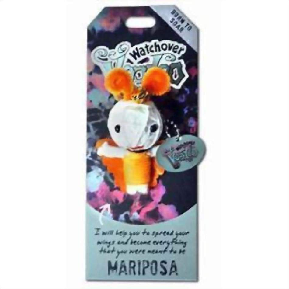 Mariposa Watchover Voodoo Doll Gifts $10.99