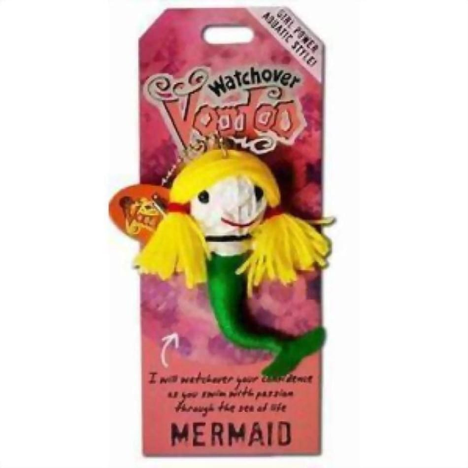 Mermaid Watchover Voodoo Doll Gifts $10.99