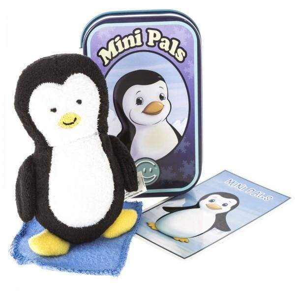 Mini Pals Penguin Sea life Tin Toys $10.99