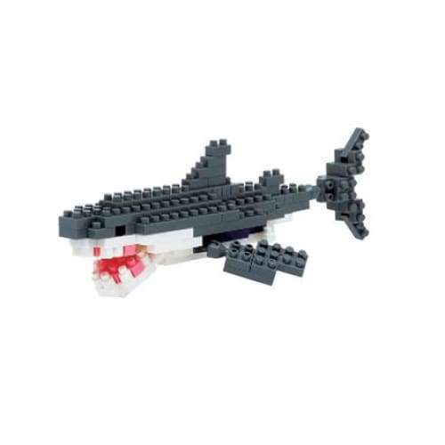 Nanoblock Great White Shark Toys $12.99