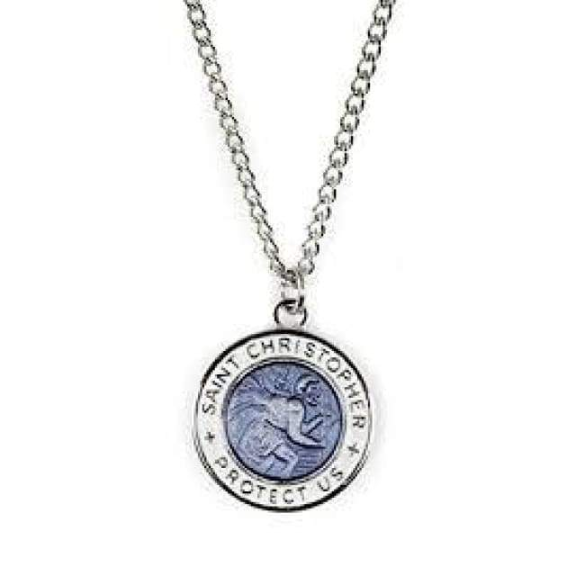 Necklace Large St. Christopher Chain General Merchandise $7.99