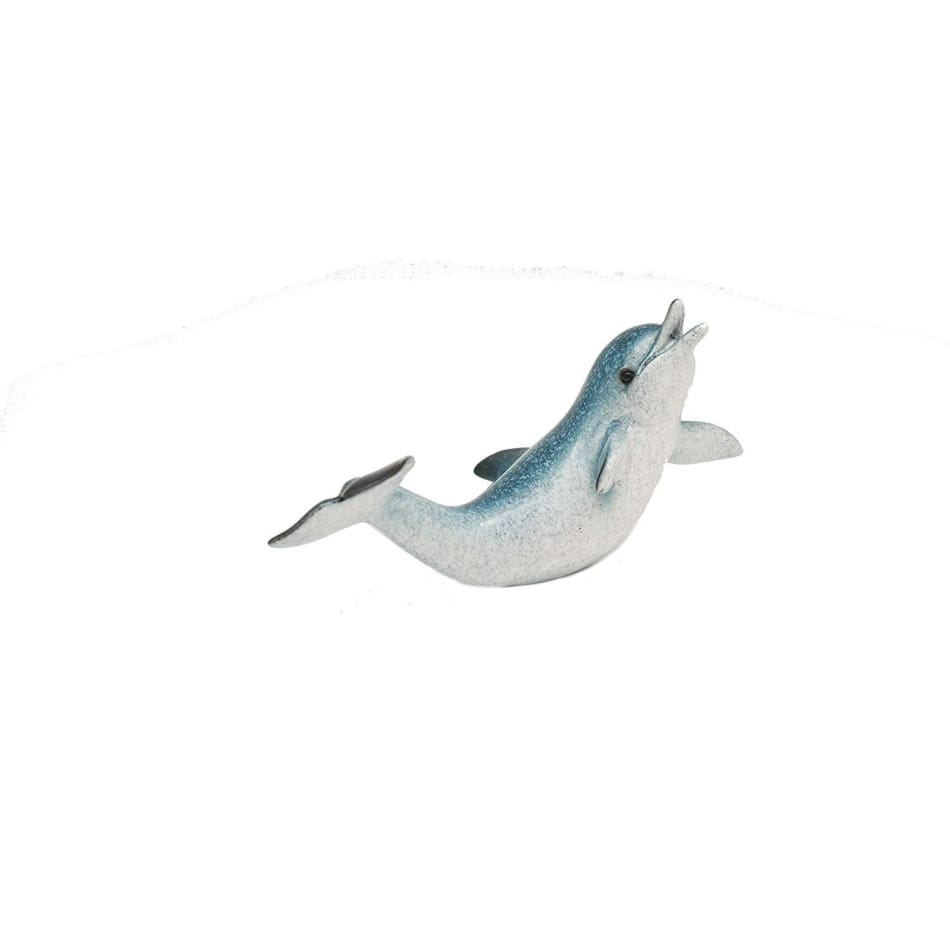 Playful Blue Dolphin Figurine Home & Decor $15.99