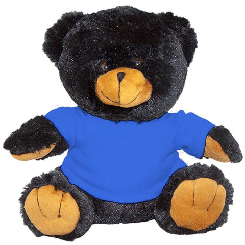 Plush Black Bear Toys $19.99