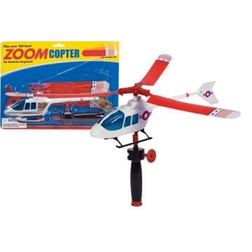 Retro Zoom Copter Toys $14.99