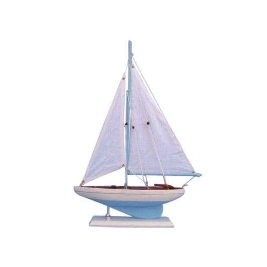 Sailboat With Lights 16.5 Home & Decor $37.99